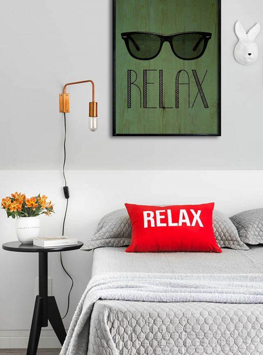 Relax Ahşap Tablo