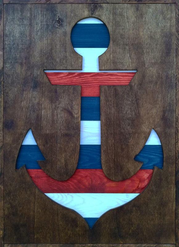 Anchor Ahşap Pano
